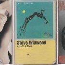STEVE WINDWOOD CASSETTE LOT (3)