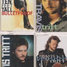 TRAVIS TRITT CASSETTES Tapes LOT COLLECTION (4)