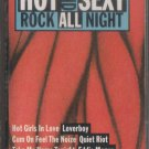Hot & Sexy: Rock All Night  by Various Artists
