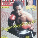 SUGAR RAY LEONARD Boxing Illustrated Magazine December 1982