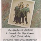 The Blackwood Brothers I Bowed on My Knees and Cried Holy - Audio Cassette