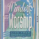Winds of Worship, live from Brownsville  by Vinyard Music Group  UPC: 601212921048