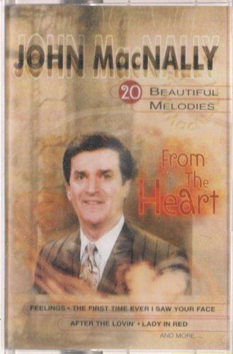 From the Heart  by John Macnally  UPC: 056775015848
