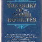 Treasury of Gospel Favorites Arranged and Conducted By Don Marsh