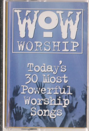 WOW Worship: Today's 30 Most Powerful Worship Songs  by Various  UPC: 000768158340