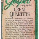 Gospel Sung By the Great Quartets #4