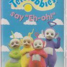 "TELETUBBIES SAY ""EH-OH"" CASSETTE MAXI - SINGLE  UPC: 5035509000942"