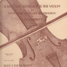 Learn With Tunes Book II - Advanced: A Melodic Approach to the Violin for Individual