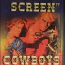 Big Screen Cowboys: Rage at Dawn/One-Eyed Jacks- Randolph Scott, Marlon Brando, Karl Malden