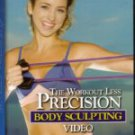 The Workout Less Precision Body Sculpting Dvd!(new) Six Week Body Makeover