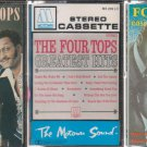 THE FOUR TOPS CASSETTE LOT-EASIER SAID THAN DONE-GREATEST-AIN'T NO WOMAN (3)