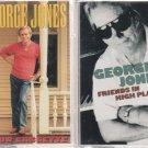 George Jones Cassette Lot ($2.99)