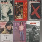 john melloncamp cassette lot (4.99)