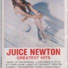 Juice Newton Cassette-Greatest Hits (1.49)