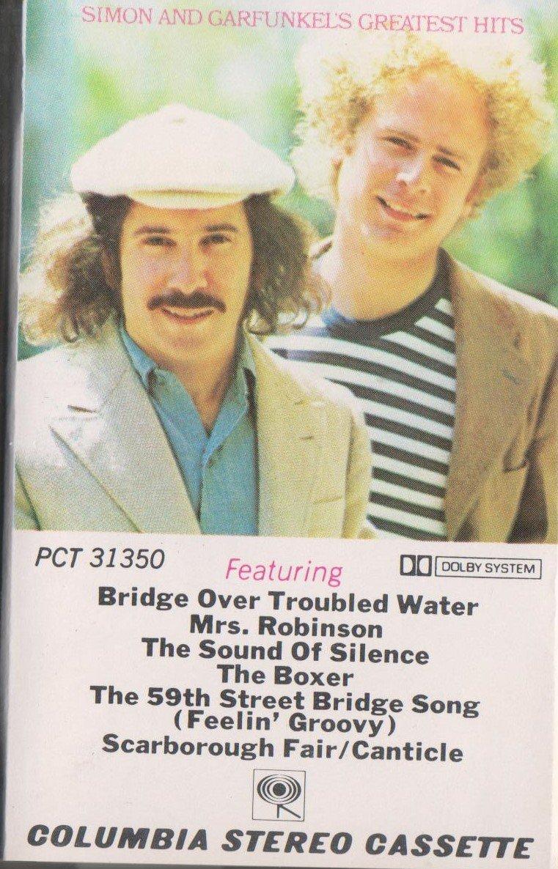 Simon & Garfunkel's Greatest Hits Cassette