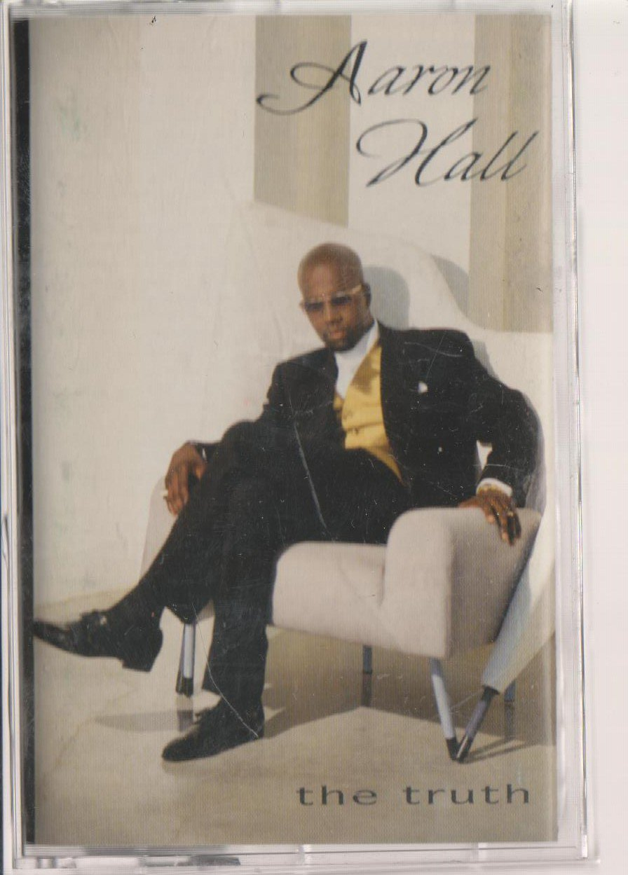 The Truth by Aaron Hall Cassette (1.99)