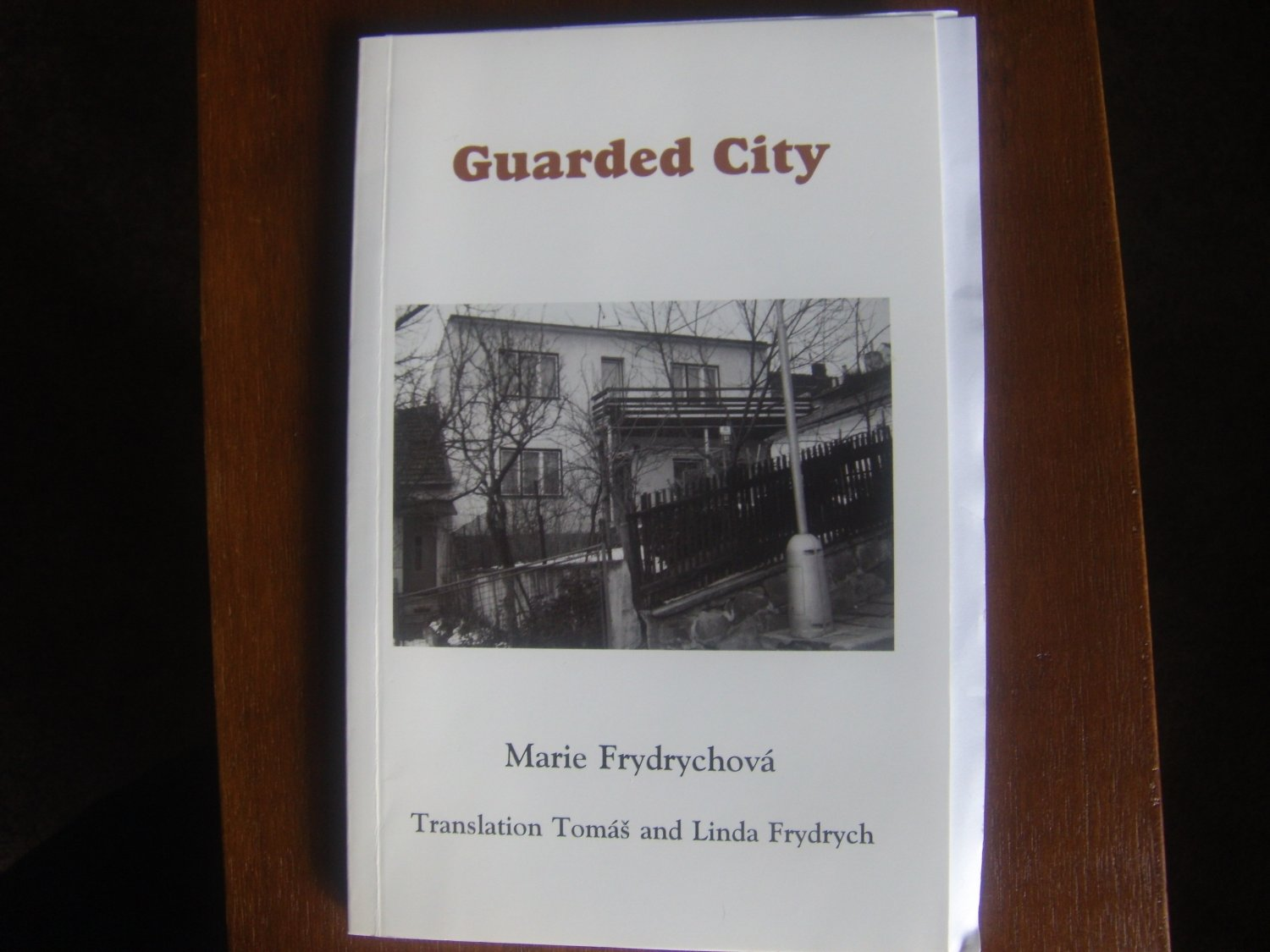 Guarded city  by Marie Frydrychová