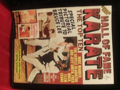 HALL OF FAME KARATE MAGAZINE WINTER 1975 TRIBUTE TO BRUCE LEE