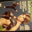 VINTAGE CONTACT KARATE & FIGHTING STARS AUGUST 1976 (2.99)