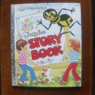 1980 A Happy Day Book #3641, Busy Bee Story Book by Ruth Crandall