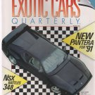 ROAD & TRACK 1990 EXOTIC CARS QUARTERLY