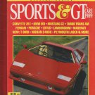 ROAD & TRACK 1989 ANNUAL SPORTS & GT CARS