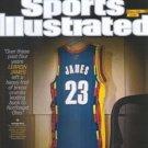 Sports Illustrated Turn Back The Clock.  LEBRON JAMES. 7/21/14