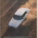 Vintage Print Ad 1983 Saab APC Turbo auto advertisement