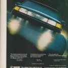 1986 Mercury Sable - Reflection - Classic Vintage Advertisement