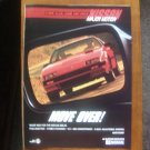 1985 Nissan 300-ZX 300ZX - Move over - Classic Vintage Advertisement