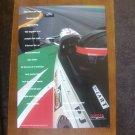 toyota motor sports magazine ad