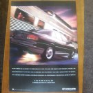 1997 Oldsmobile Intrigue - blink eye - Classic Vintage Advertisement
