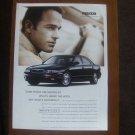 1997 Mazda Millenia - black - Classic Vintage Advertisement