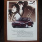 1997 Mazda 626 Leather Edition LX - Classic Vintage Advertisement Ad