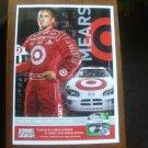 Target Chip Ganassi Racing Magazine Print Advertisement