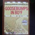 Nascar Acceleration Goosebumps Magazine Advertisement (rare)