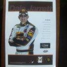 Chase Drivers Line Dale Jarrett Authentic Magazine Print Advertisement (rare)