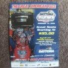 Daytona 500 the Great American Race Magazine Advertisement