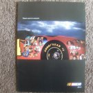 Goodyear Nascar Magazine Advertisement (rare)