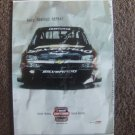 Nascar Craftsman Truck Series Magazine Advertisement