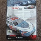 Action Racing Collectible Magazine Print Advertisement (rare)