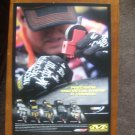 Mechanix Wear Magazine Print Advertisement Nascar