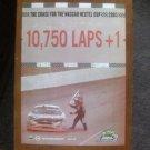 Nextel Cup Series Magazine Print Advertisement