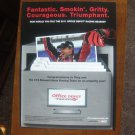 Office Depot Racing Magazine Print Advertising