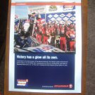 Sylvania 300 Magazine Print Advertisement