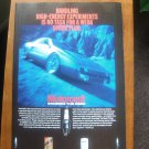 Motorcraft Vintage Magazine Print Advertisement