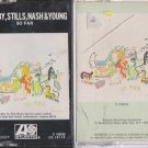 Crosby, Stills, Nash & Young Cassette -So Far