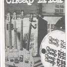 Cheap Trick cassette
