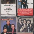 LARRY GATLIN AND THE GATLIN BROTHERS BAND cassette lot (4)