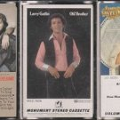 LARRY GATLIN AND THE GATLIN BROTHERS BAND cassette lot (3)